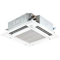 鳥取・島根・岡山・広島・山口・業務用エアコン 三菱 冷房専用エアコン てんかせ4方向 シングルタイプ PL-CRP45ELEF 45形(1.8馬力) ワイヤレス ムーブアイセンサーパネル 三相200V 冷房専用シリーズ