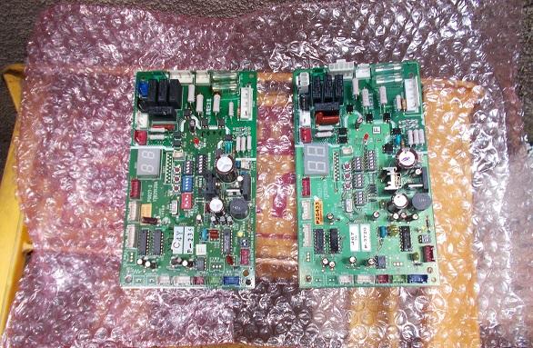 東芝 業務用エアコン修理 「E04」エラー(リモコンに表示)施工日2016年9月24日
