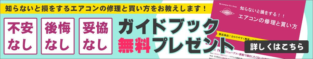 ガイドブック無料配布中!